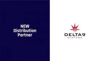 NEW DISTRIBUTOR: Delta9 Systems