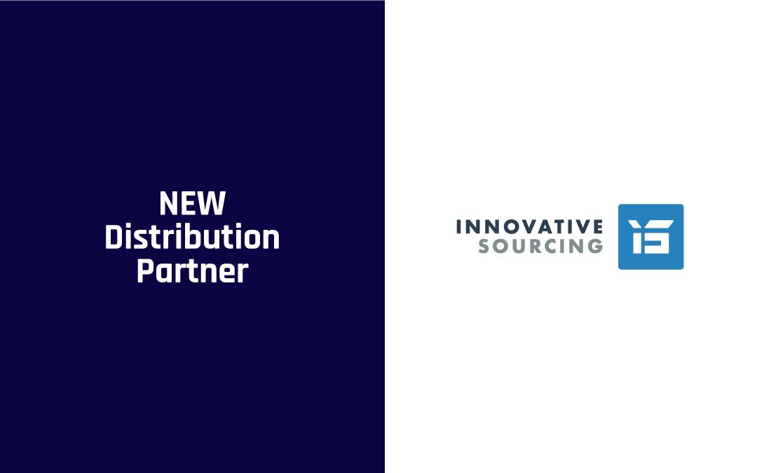 NEW DISTRIBUTOR: Innovative Sourcing