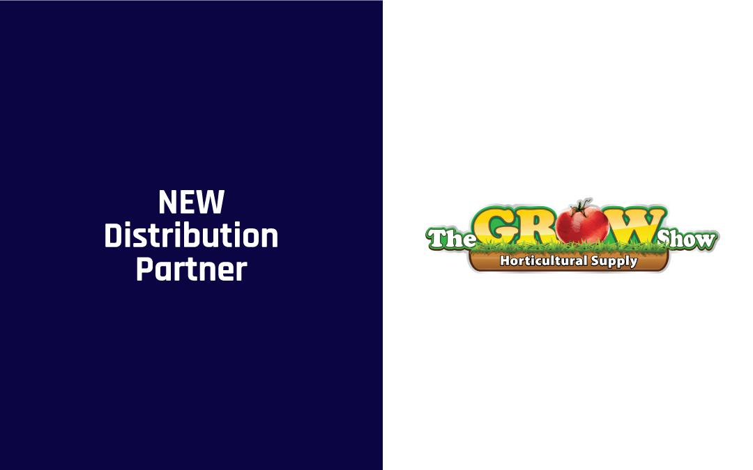 NEW DISTRIBUTOR: The Grow Show