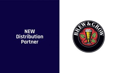 NEW DISTRIBUTOR: BREW AND GROW