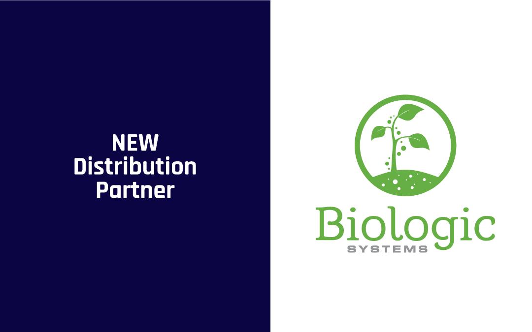 NEW DISTRIBUTOR: BIOLOGIC CROP SOLUTIONS
