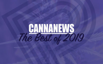 """Purpl PRO Called """"Best of 2019"""" by CannaNews"""